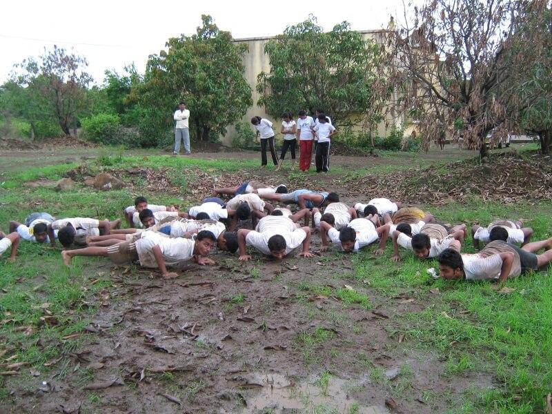 Civilian Commando Training Camp in Mumbai